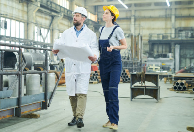 6 areas to look during factory visit