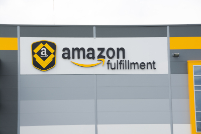 Amazon's mini-fulfillment center