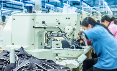Asian garment industry is under transformation