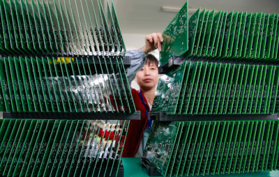 Is China Leading A Recovery in Global Manufacturing?
