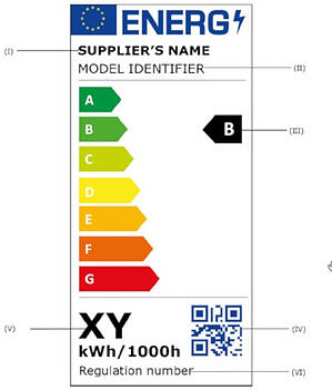 import lights lighting labels