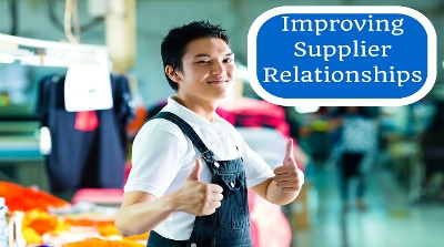 stronger supplier relationships