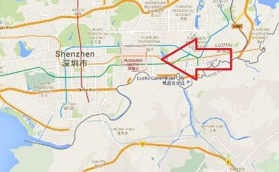 China's electronics hubs