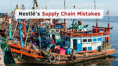 Supply chain mistakes