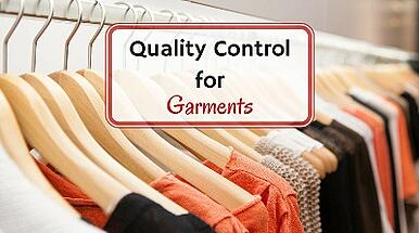 Quality Control for Garments