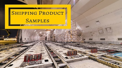 cost to ship a product sample