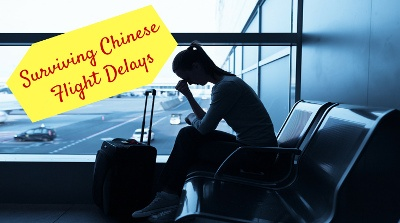 flight delays in China