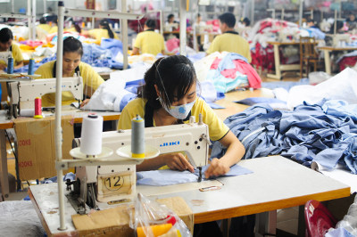 china's move up the industrial value chain