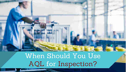aql for inspection