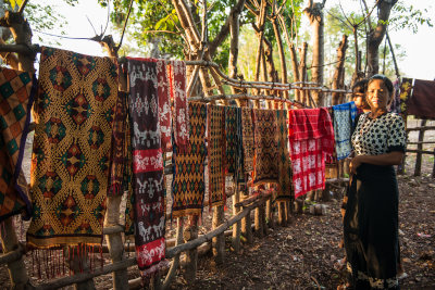 Indonesian textile industry