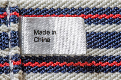 """""""Made in China"""" Products"""