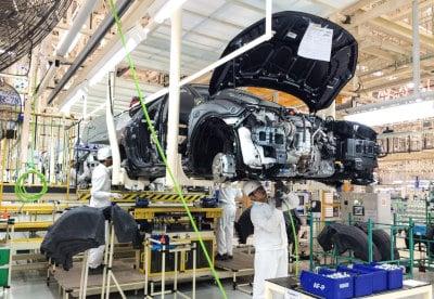 Thailand manufacturing