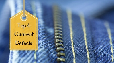 Top 6 Most Common Garment Defects