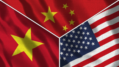 USA abandoning China to import from Vietnam