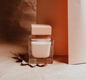 cosmetics packaging bottle