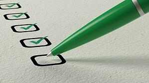 dont let customers find qc issues checklist
