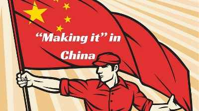 """""""Making it"""" in china factory workers"""