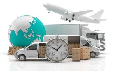 China logistic hubs