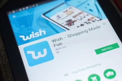 Wish.com ecommerce