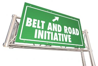 China's One Belt One Road initative