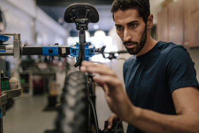 Bicycle inspection checklist