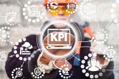 Online quality management system KPIs