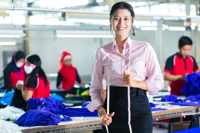 Quality Control Inspection for Garments