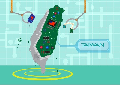 manufacturing in Taiwan vs. mainland China