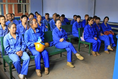 social compliance for garment factories