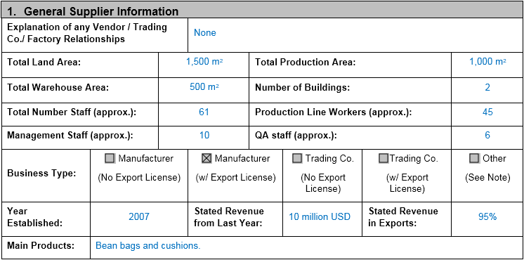 quality audit type