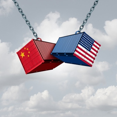Tariff War Shipping Containers