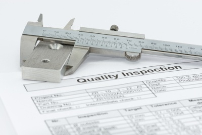 quality control inspection checklists