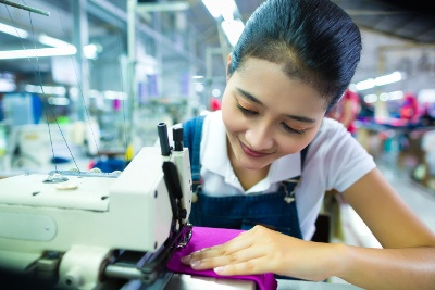 Top 4 countries for garment manufacturing in Asia