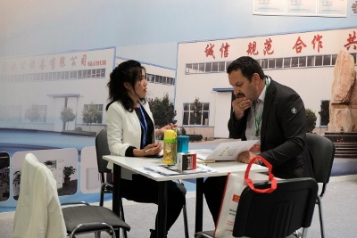 finding suppliers at trade shows in China