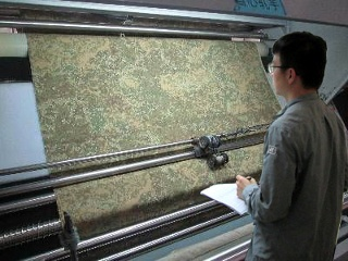 product inspection textiles