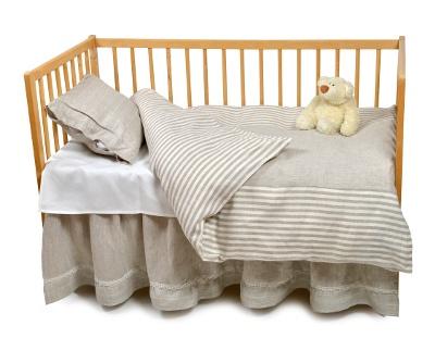 infant crib inspection
