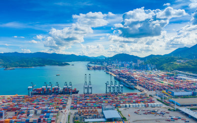 the Port Congestion in China