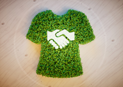 Garment industry is listing sustainability as top priority
