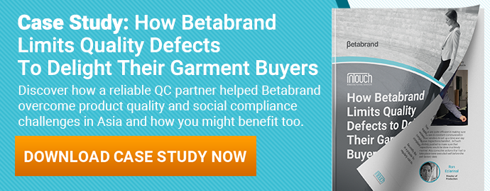 How Betabrand Limits Quality Defects To Delight Their Garment Buyers Case Study