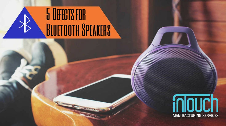 5 Defects For Bluetooth Speakers
