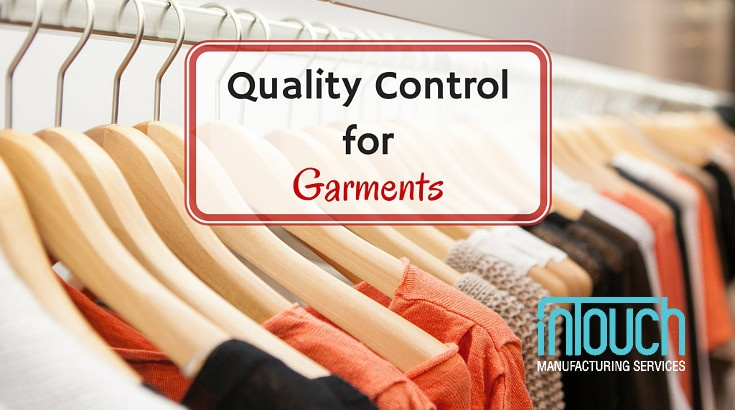 3 Key Areas Of Quality Control For Garments
